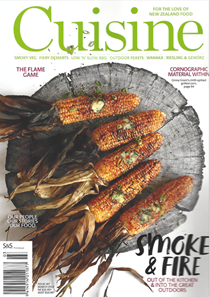 Cuisine Magazine, Mar/Apr 2018 (#187)