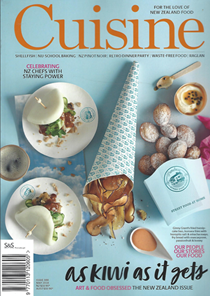 Cuisine Magazine, May/Jun 2018 (#188): The New Zealand Issue
