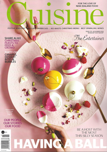 Cuisine Magazine, Nov/Dec 2016 (#179)