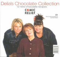 Delia's Chocolate Collection: Comic Relief Edition