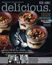Delicious Magazine (Aus), April 2013