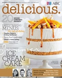 Delicious Magazine (Aus), Dec 2014/Jan 2015