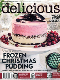 Delicious Magazine (Aus), Dec 2016/Jan 2017 (#166)