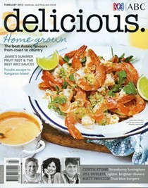 Delicious Magazine (Aus), February 2013: Annual Australian Issue