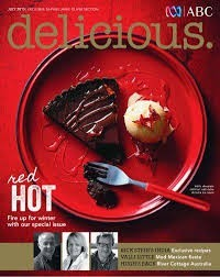 Delicious Magazine (Aus), July 2013