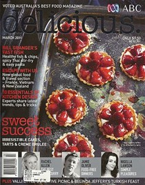 Delicious Magazine (Aus), March 2011