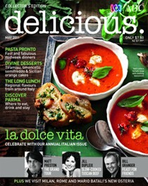 Delicious Magazine (Aus), May 2011