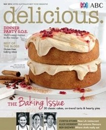 Delicious Magazine (Aus), May 2014: The Baking Issue