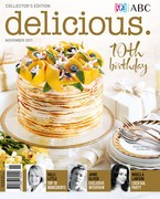 Delicious Magazine (Aus), November 2011: 10th Birthday Issue