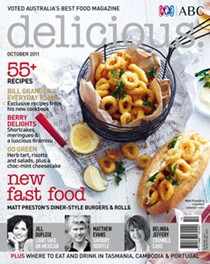Delicious Magazine (Aus), October 2011