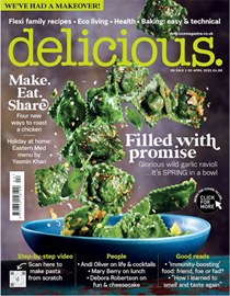 Delicious Magazine (UK), April 2021