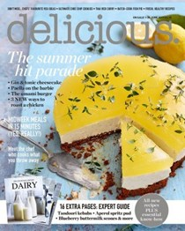 Delicious Magazine (UK), June 2017