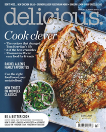 Delicious Magazine (UK), March 2017