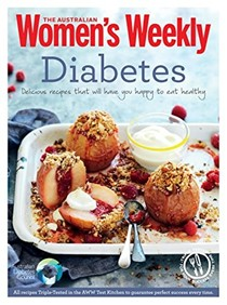 Diabetes: Delicious Recipes That Will Have You Happy to Eat Healthy