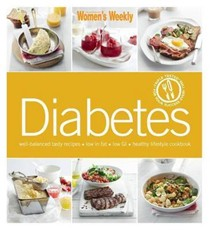 Diabetes: Well-Balanced Tasty Recipes, Low in Fat, Low GI, Healthy Lifestyle Cookbook