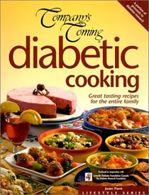 Diabetic Cooking (Company's Coming): Great Tasting Recipes for the Entire Family