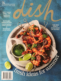 Dish Magazine, Feb/Mar 2018 (#76)