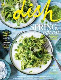 Dish Magazine, Oct/Nov 2018 (#80)