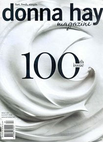 Donna Hay Magazine, Aug/Sep 2018 (#100): 100th Issue