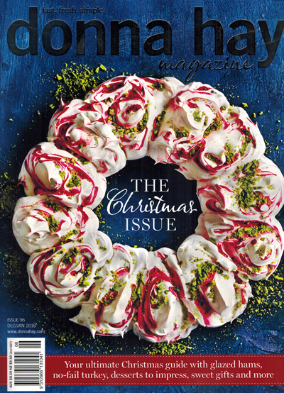 Donna Hay Magazine, Dec 2017/Jan 2018 (#96): The Christmas Issue