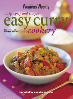 Easy Curry Cookery