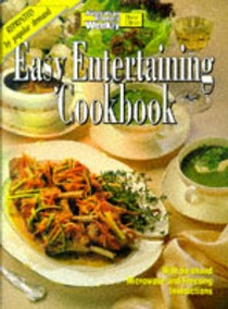 Easy Entertaining Cookbook