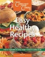 Easy Healthy Recipes (Company's Coming)