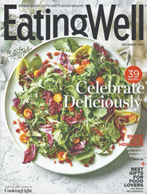 EatingWell Magazine, December 2019