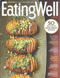 EatingWell Magazine, December 2020