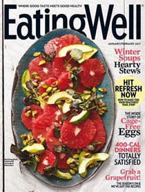 EatingWell Magazine, Jan/Feb 2017