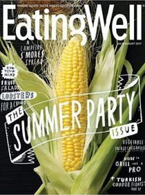 EatingWell Magazine, Jul/Aug 2017: The Summer Party Issue