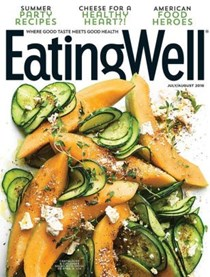 EatingWell Magazine, Jul/Aug 2018