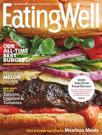EatingWell Magazine, Jul/Aug 2020