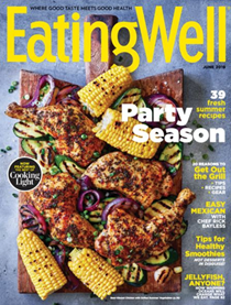 EatingWell Magazine, June 2019