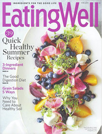 EatingWell Magazine, June 2020
