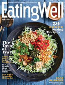 EatingWell Magazine, Mar/Apr 2018