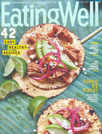 EatingWell Magazine, May 2020
