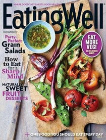 EatingWell Magazine, May/Jun 2017