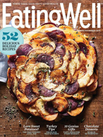 EatingWell Magazine, Nov/Dec 2018