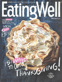 EatingWell Magazine, November 2019