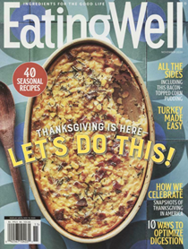 EatingWell Magazine, November 2020