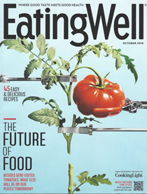 EatingWell Magazine, October 2019