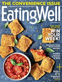 EatingWell Magazine, September 2019: The Convenience Issue
