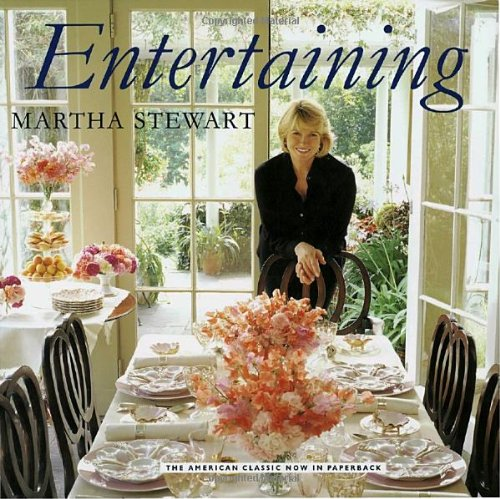 Entertaining by Martha Stewart