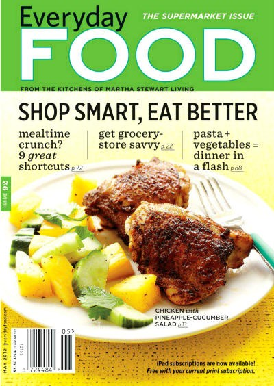 Everyday food magazine may 2012 the supermarket issue eat your books everyday food magazine may 2012 the supermarket issue forumfinder