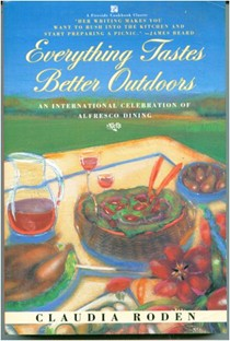 Everything Tastes Better Outdoors: An international celebration of alfresco dining