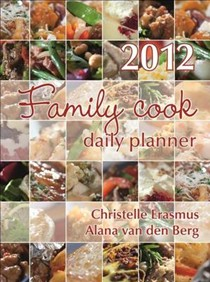 Family Cook Daily Planner 2012