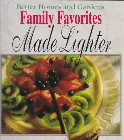 Family Favourites Made Lighter