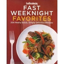 Fast Weeknight Favorites 200 Really Quick, Simply Delicious Recipes