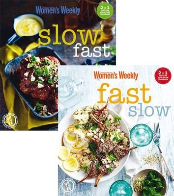 Fast/Slow: Mealtime Inspiration for Every Day of the Week